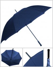 PARAPLUIE GOLF CARBONE